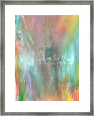 Distress Framed Print by Randall Ciotti