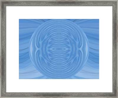 Divide And Multiply Framed Print by Tim Allen