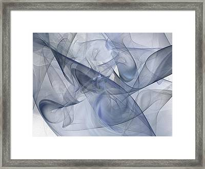 Dividing By Zero Framed Print