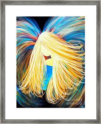 Divine Angel Framed Print