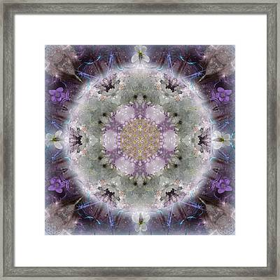 Divine Love Framed Print