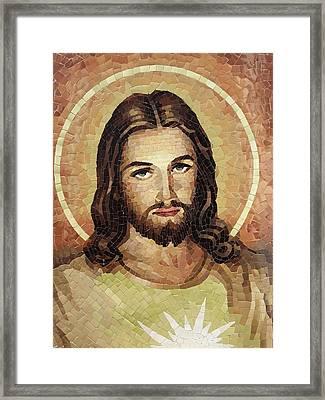 Divine Mercy Framed Print