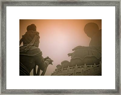 Divine Offering #02 Framed Print by Loriental Photography