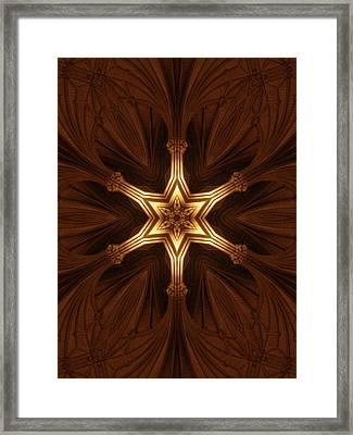 Divine Precepts Framed Print by Filip Klein