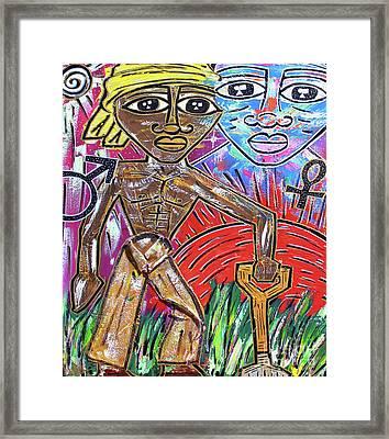 Divine Unions Framed Print