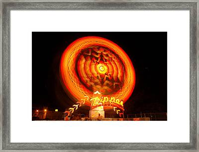 Dizzy Framed Print by George Buxbaum