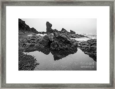 Djupalonssandur Beach Framed Print