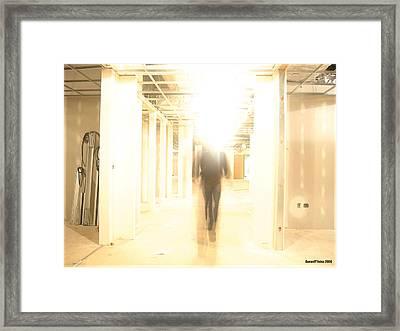 Do You Believe Framed Print by Gerard Yates