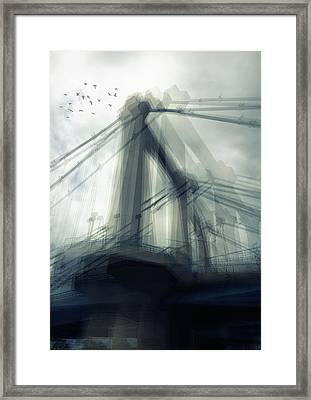 Do You Believe In Rapture? Framed Print