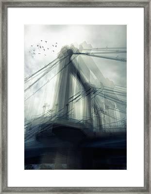 Do You Believe In Rapture? Framed Print