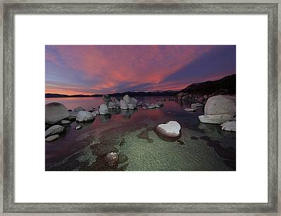 Do You Have Vivid Dreams Framed Print
