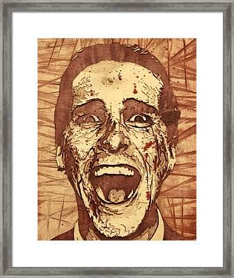 Do You Like Huey Lewis And The News? Framed Print