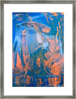 Do You See What I See Framed Print by Bruce Combs - REACH BEYOND