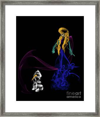 Do You Want To Build A Snowman Framed Print