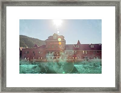 Doc Holliday's Last Resort Framed Print by Betsy Knapp