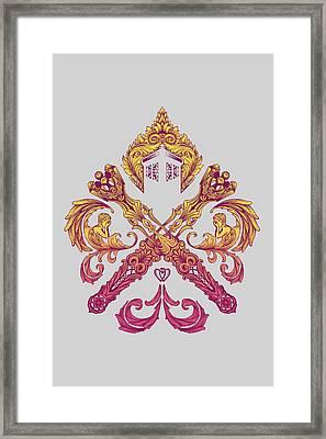 Doctor Victoriana Framed Print