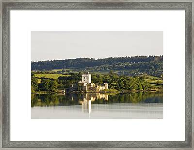 Doe Castle, County Donegal, Ireland Framed Print by Peter McCabe