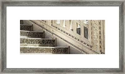 Doge Palace Steps Framed Print