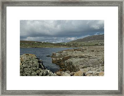 Dogs Bay  Framed Print