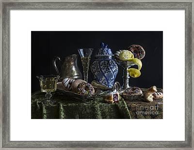 Dolce Vita 1 Framed Print by Elena Nosyreva