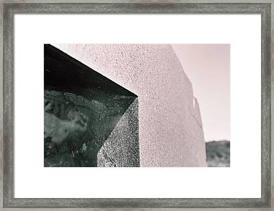 Doll House - Close Up Framed Print by Gregory Barger