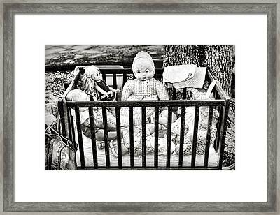 Dollies Framed Print