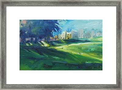 Dolores Park Framed Print by Rick Nederlof