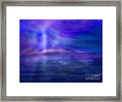 Dolphin Dreaming Framed Print