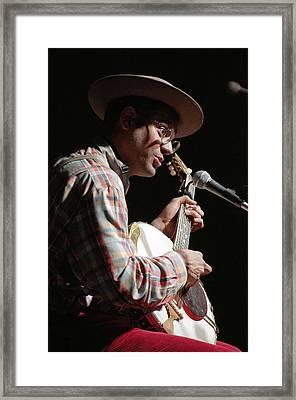 Dom Flemons Framed Print