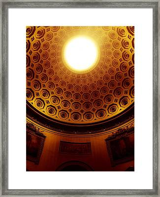 Dome Framed Print