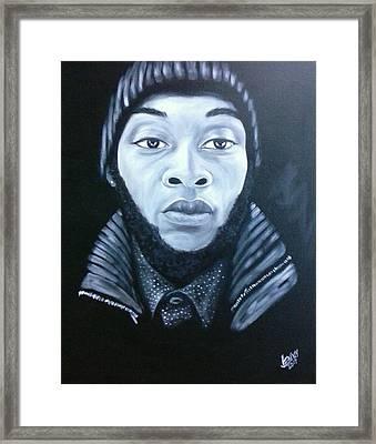 Dominic Framed Print