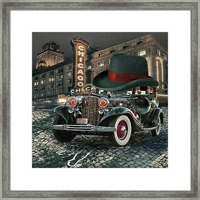 Don Cadillacchio Framed Print by Marian Voicu