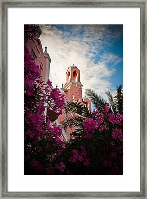 Don Cesar Framed Print by Patrick  Flynn