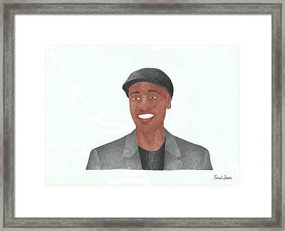 Don Cheadle Framed Print