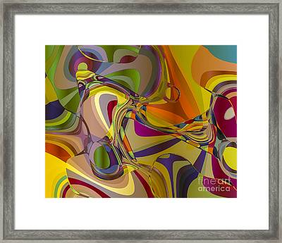 Don Quixote Framed Print by Moustafa Al Hatter