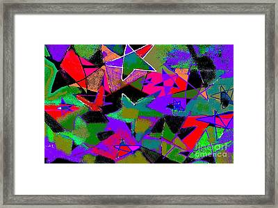 Don't Ask  Don't Tell Framed Print by Beebe  Barksdale-Bruner