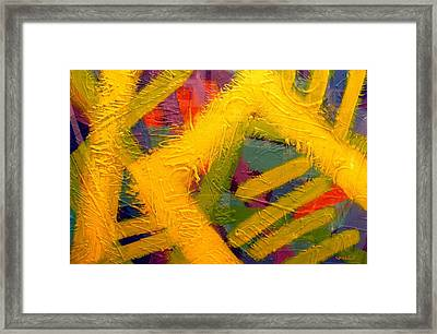 Don't Dream About It Do It Framed Print by John  Nolan