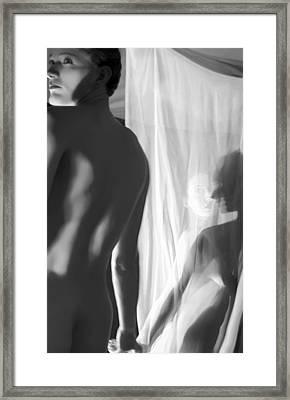 Dont Let Go Framed Print by Jaeda DeWalt