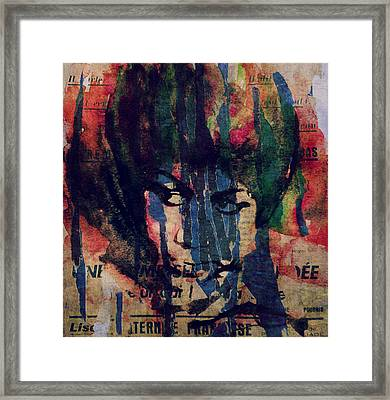 Don't Play That Song  Framed Print by Paul Lovering