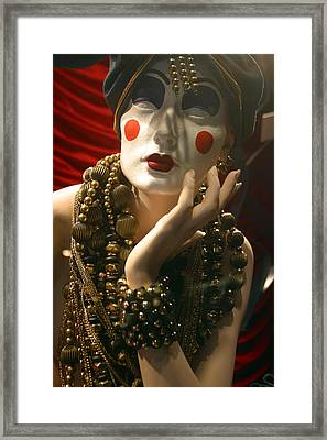 Dont You Know My Love Is True Framed Print by Jez C Self