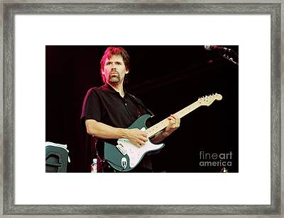 Doobiebrothers-95-john-0924 Framed Print by Gary Gingrich Galleries