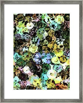 Doodads Framed Print