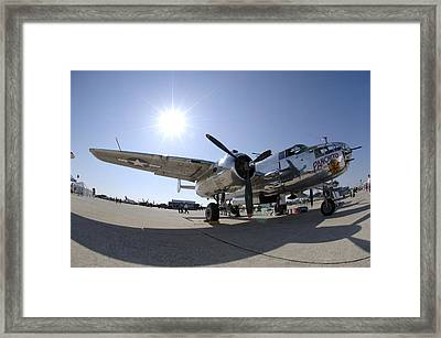 Doolittle's Finest Framed Print by Aviation Heritage