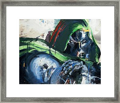 Doom Framed Print