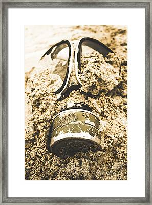 Doomsday Annihilation  Framed Print by Jorgo Photography - Wall Art Gallery