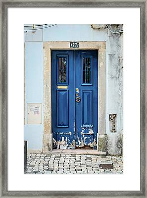 Door No 67 Framed Print by Marco Oliveira