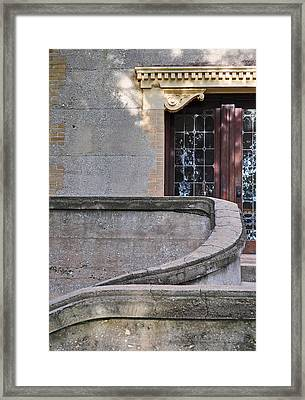 Doors Framed Print by Bruce Gourley
