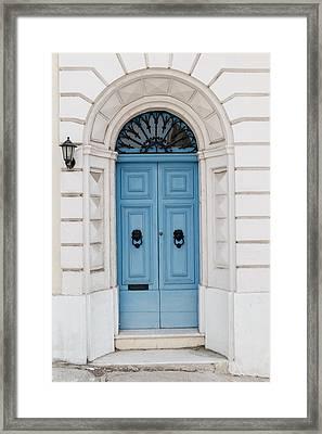 Doors Of The World 68 Framed Print