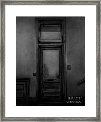 Doorway  Framed Print by Gary Reising