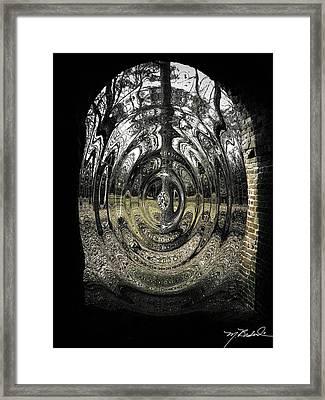 Doorway Framed Print by Melissa Wyatt